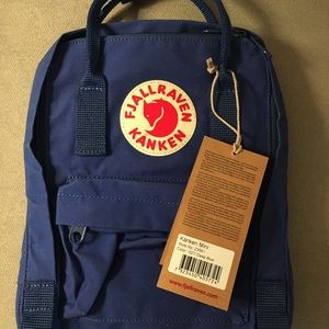 FJALLRAVEN KANKEN mini kids backpack